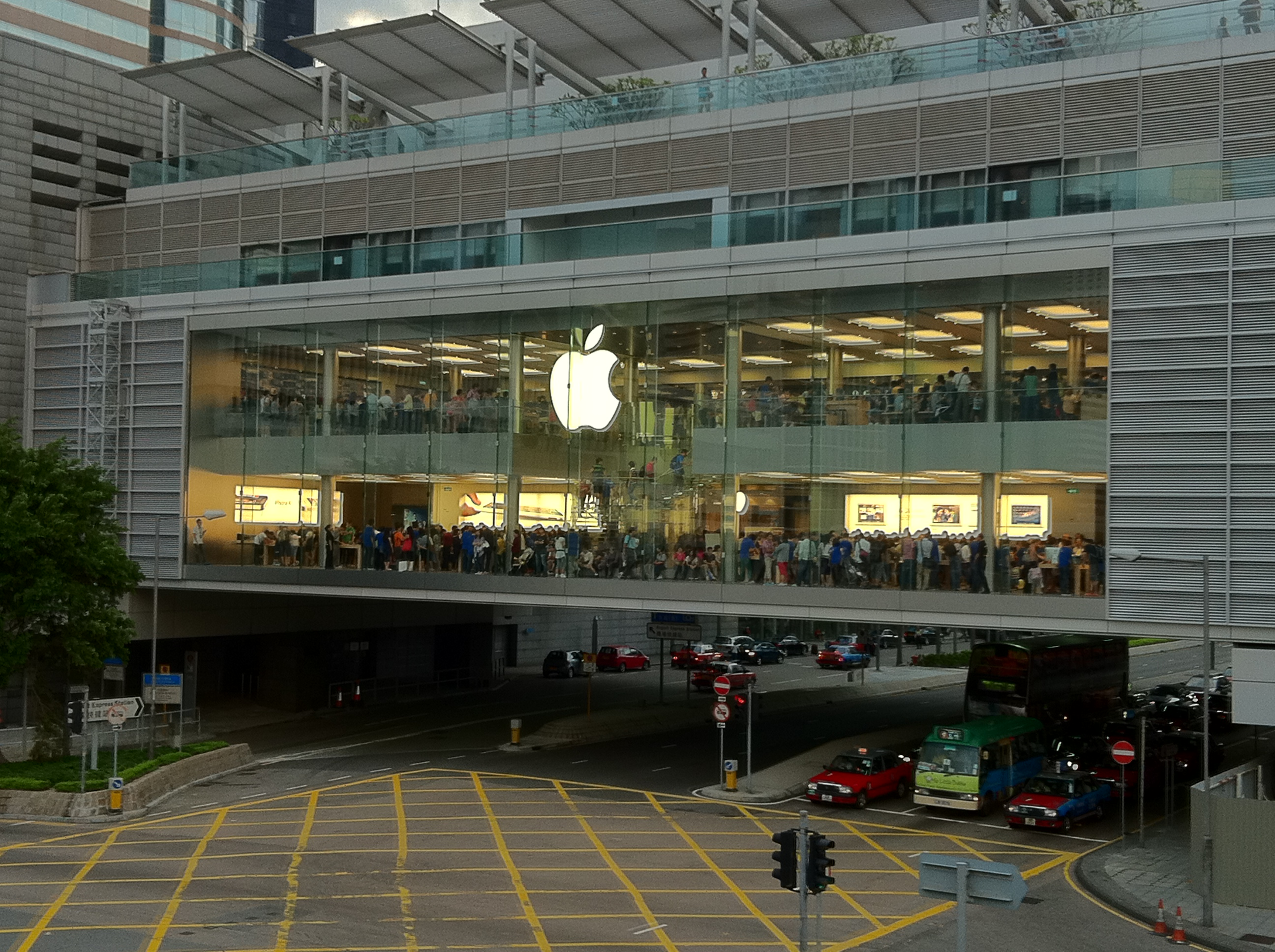 Is Apple, or is it not, working on developing a car?