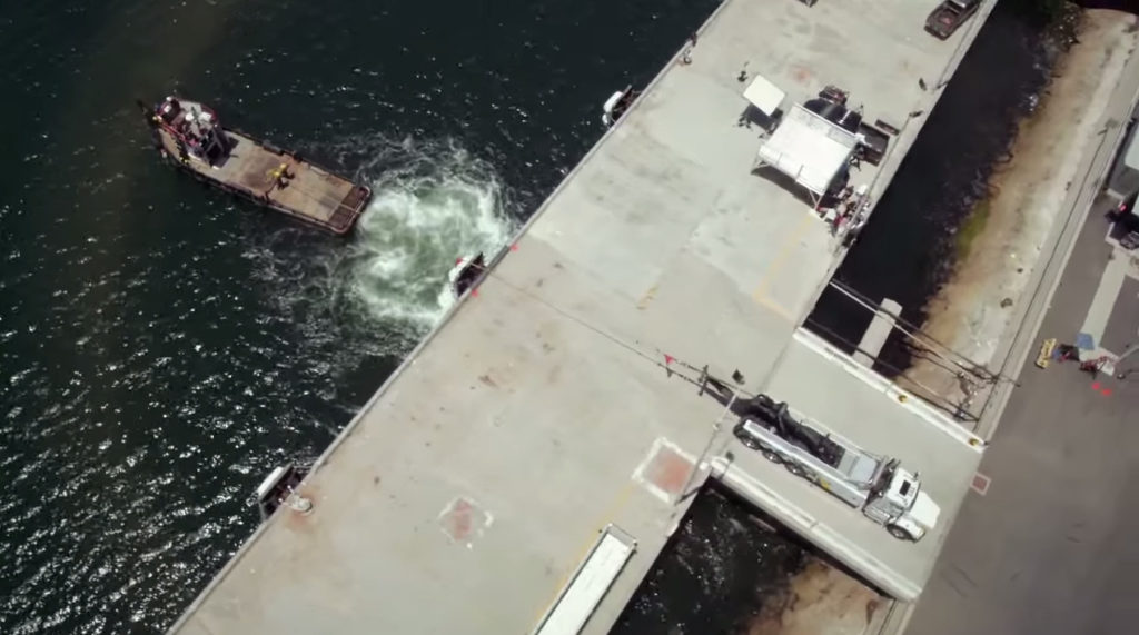 Tug Boat vs Tow Truck