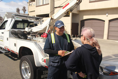 Spark Towing in San Diego