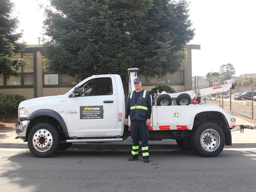 Spark Towing in Anaheim