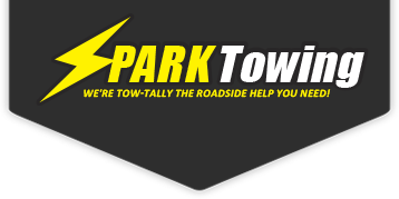 Spark Towing logo